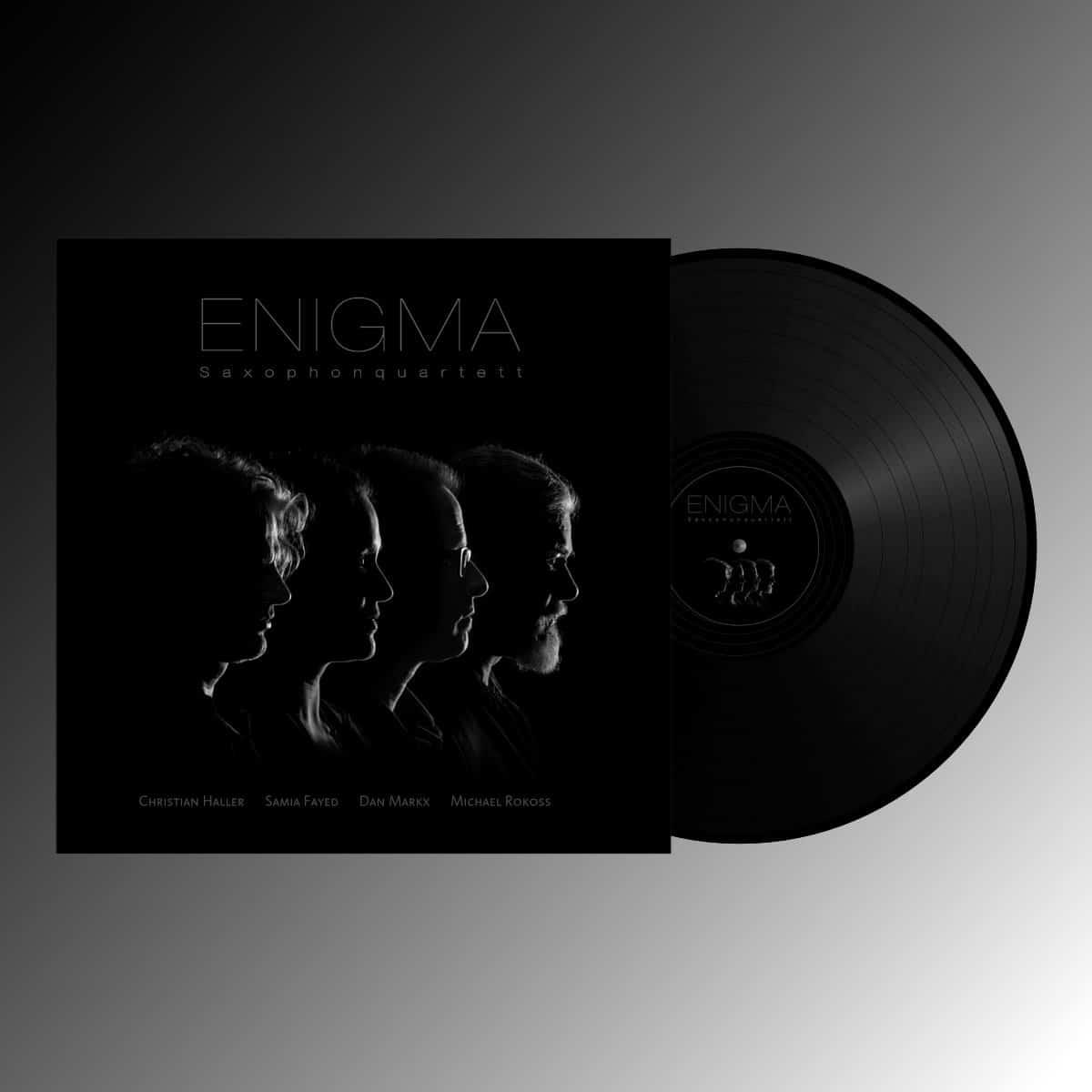 Enigma LP komplett